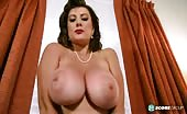 Milf Secretary With Big Swinging Tits
