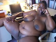 Sexy BlackMature BBW