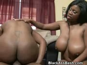 Black Girls With Wicked Tits And Asses Fucked In Threesome