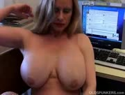 Mature Soft Body With Big Saggy Udders