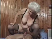 Granny Fucked By Teen Cock