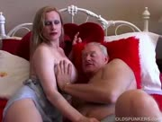 Big Tit Old Granny Fucked And Cumshot