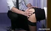 Milf Secretary Fucked By Her Boss In The Office