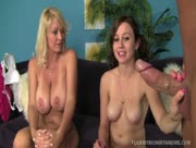 Daughter Mae Meyers Can't Fuck As Hard As Her Mom!
