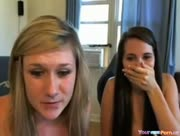 2 Hot Teens On Webcam Porn