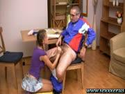 Schoolgirl Services Old Teacher