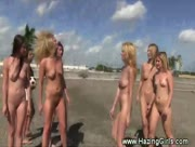 College Girls Stripped And Hazed