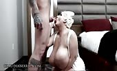 Claudia Marie Stripped Down And Forced To Fuck