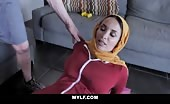 Arab Mom With Big Floppers Creampied While Husband Is At Work