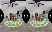 Lesbian Group Sex Virtual Reality Porn