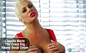 Huge Tits Claudia Marie First Scene With SCORE