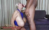 Claudia Marie Fake Tit Whore Fucked By Young Black Cock