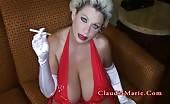 Claudia Marie Fake Tit Prostitute