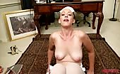 Milf Nurse Strips Down And Uses Vibrator