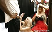 Alura Jenson and Piper Perri Taking A LONG BBC